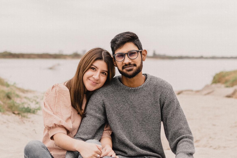 Akash and Keylee Patras