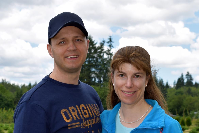 Andreas and Rachel Kohlmann