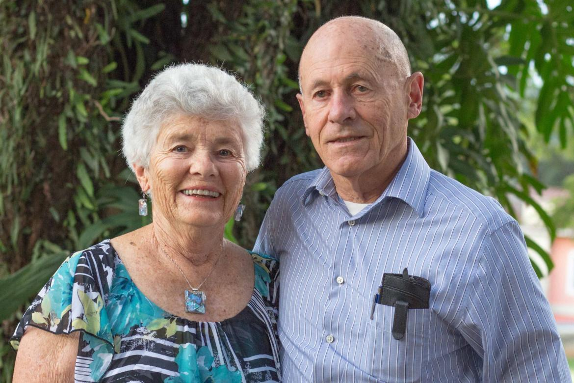 Dave and Mary Ann Cox