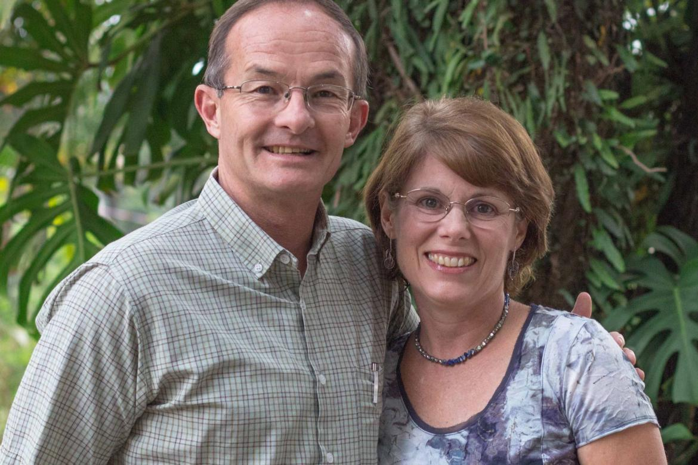 David and Carol Sue Merkh