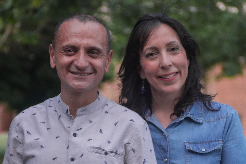 Eliecer and Analia Castro Guzman