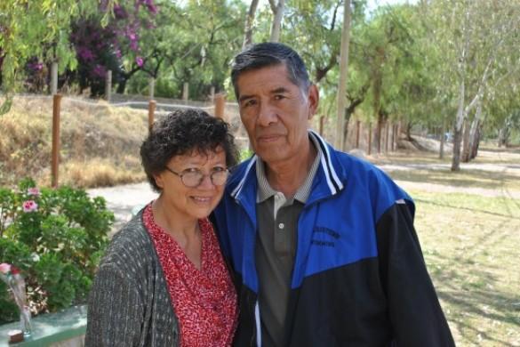 German and Delia Vasquez