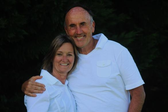 Guille and Silvia Klauser