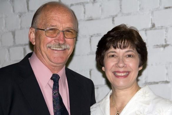 Jorge and Laura Radziwiluk