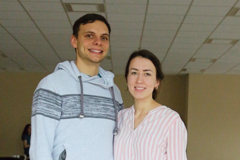 Matthew and Ania Good
