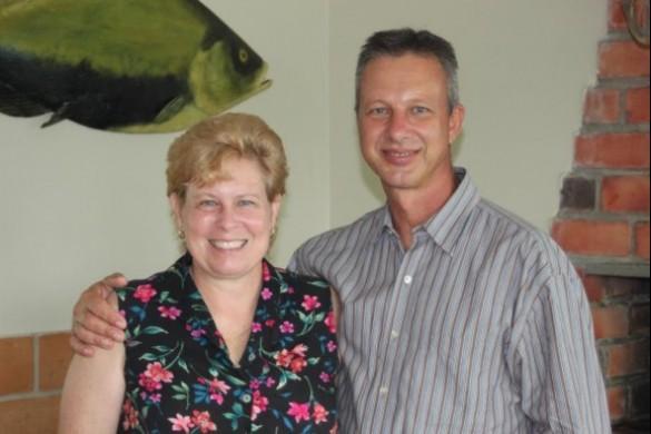Rick and Kim Parker