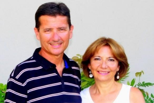 Ruben and Graciela Matos