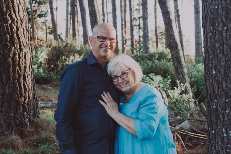 Tom and Liz McIvor