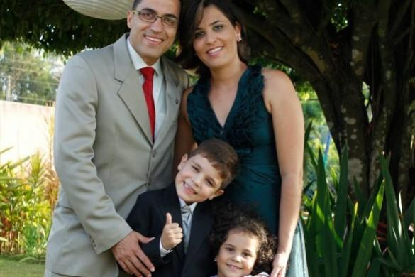 Vinicio and Rebeca Fidalgo