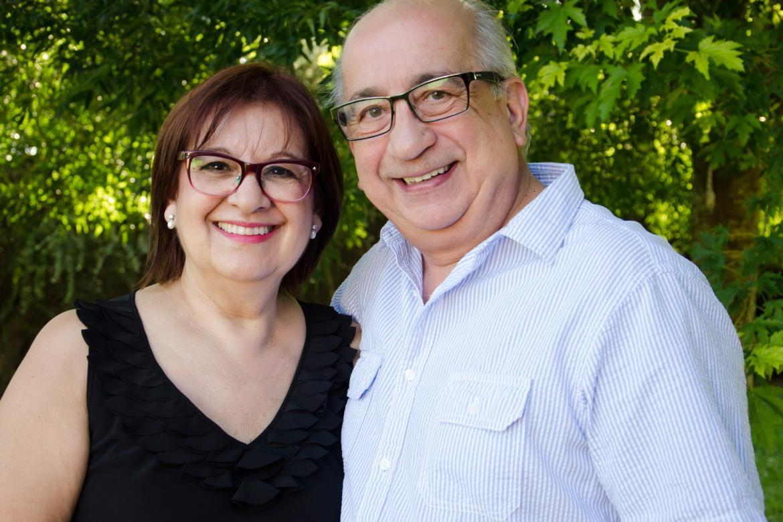 Andres and Mirta Fernandez Paz