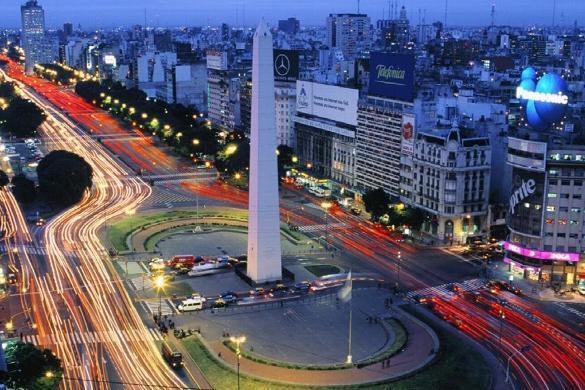 Argentina Christian School Project