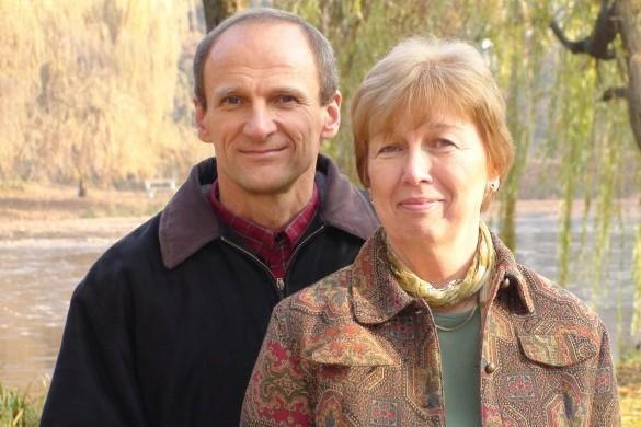 Bela and Ildiko Dobos