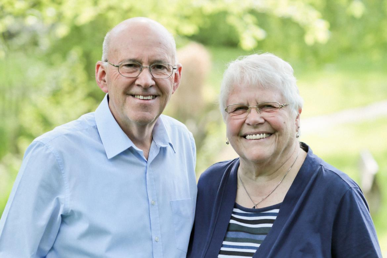 Robert and Hilde Batdorf