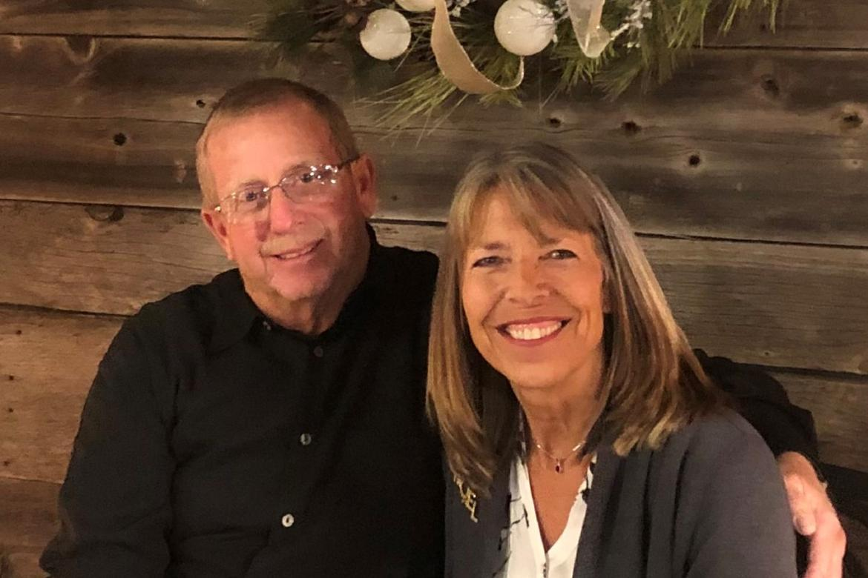 Bruce and Susan Bradford