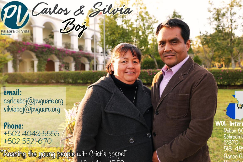 Carlos and Silvia Boj Equite