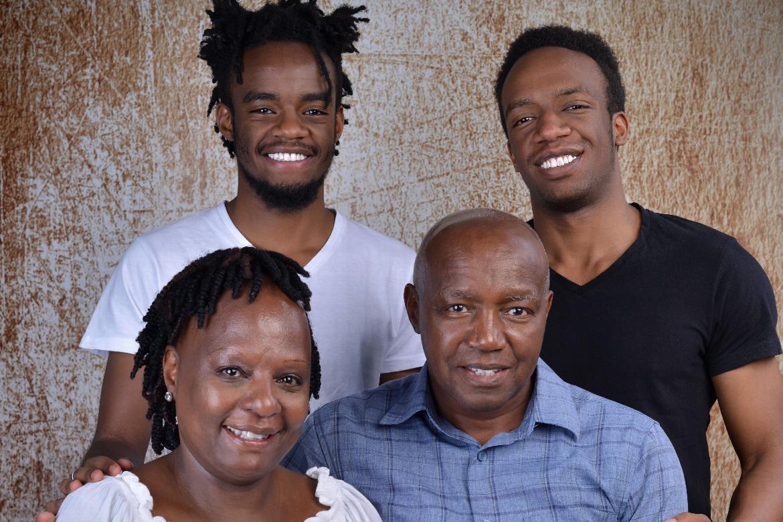 Christopher and Teresia Mwalwa