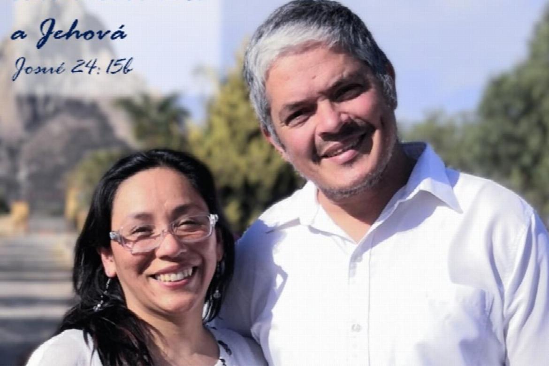 Cristian and Patricia Perez