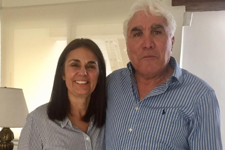 Daniel and Claudia Nogueira