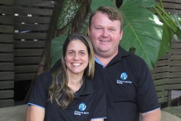 Daniel and Camilla Sipp