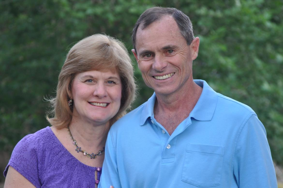Dave and Cindy Cox