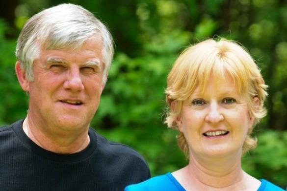 David and Sandra Kelly