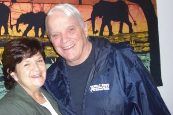 Dave and Trudy Robertson