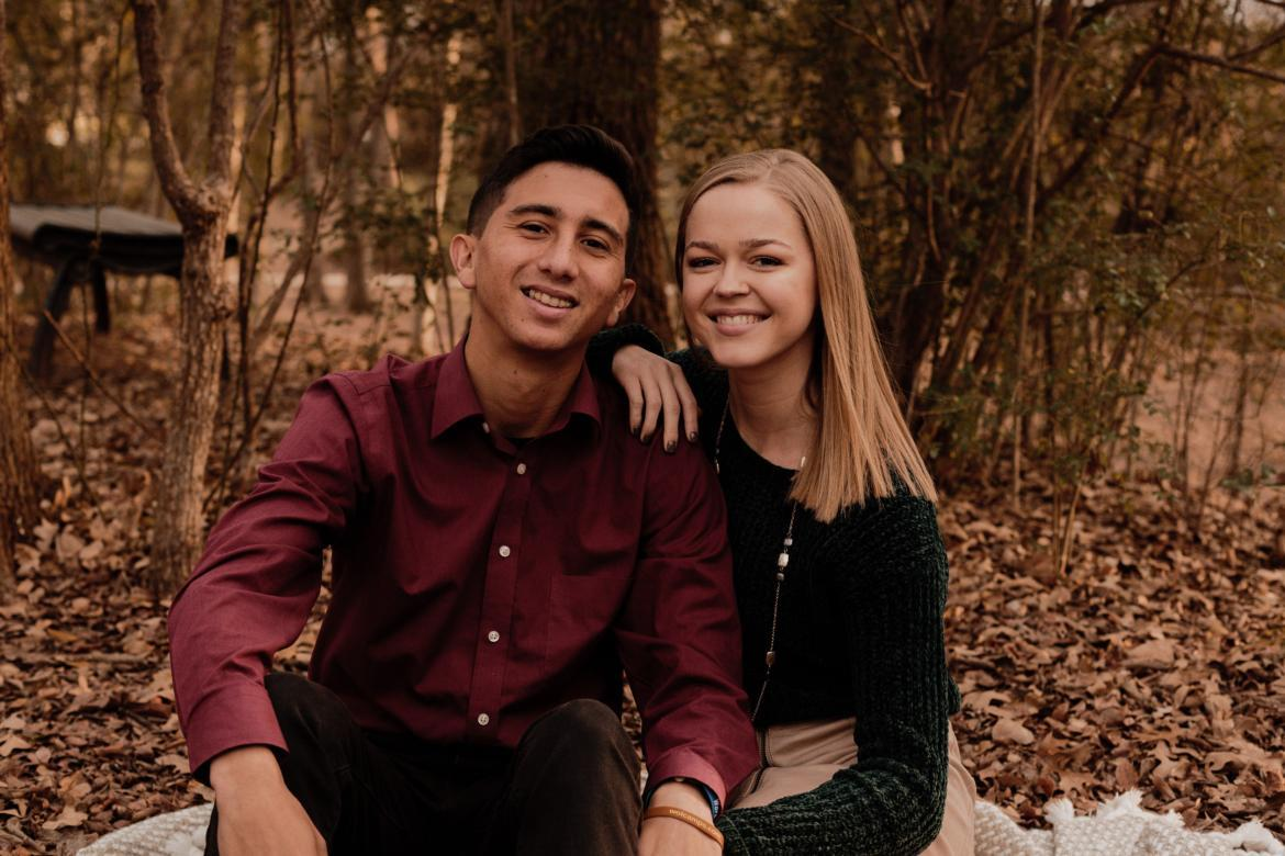 Damien and Rylie Cordero