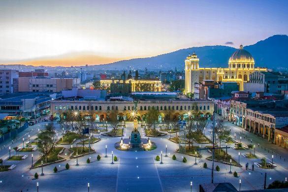 El Salvador Camp Property Project