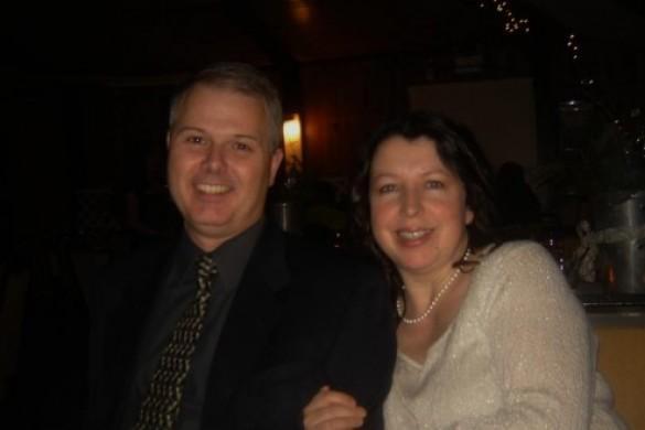 Evan and Fiona Evison
