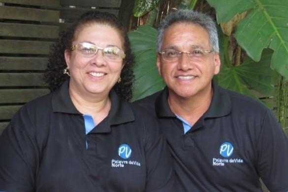 Fernando and Lia Davila Cuadros