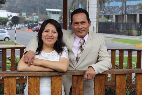 Francisco and Dorcas Saboya