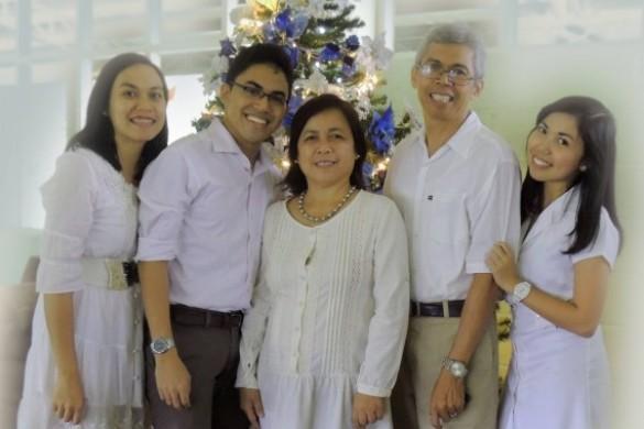 Gerry and Daria Tolentino