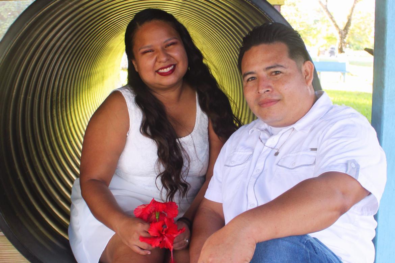 Gerson and Blanca Sosa