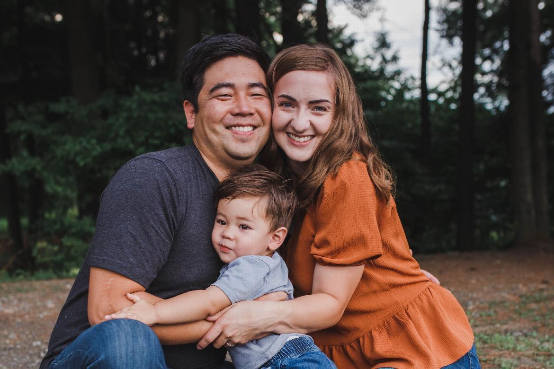 HwanKyu and Cynthia Kim