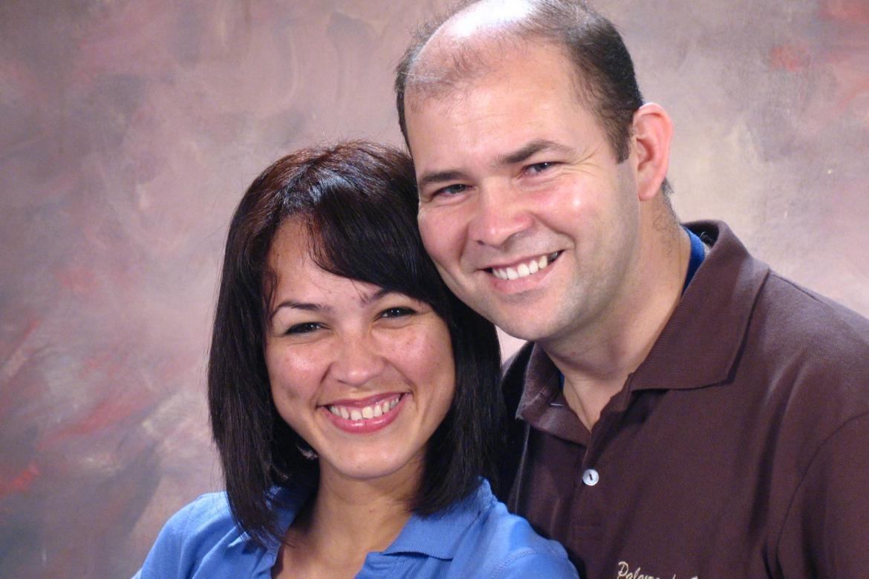 Izaias and Marcia Alencar
