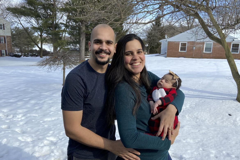 Ivan and Leticia Daniel Correa