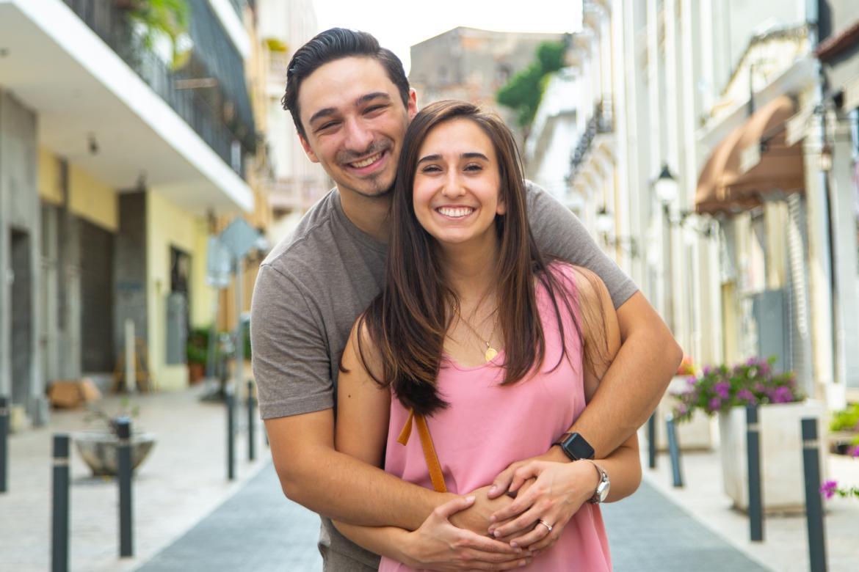 Josh and Melanie Paulhamus