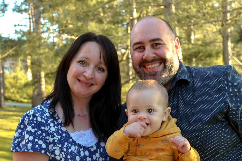 Jean-Francois and Julie Laurence