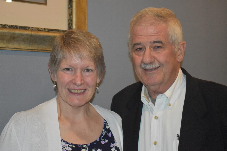 Jim and Lynda Dugan