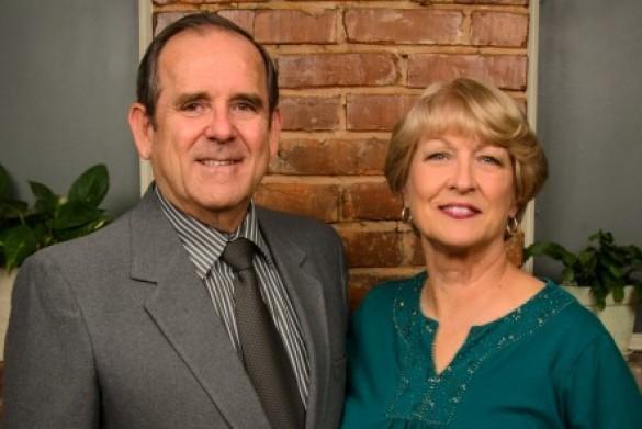 Jim and Peggy Herndon