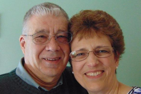 John and Linda Maynard