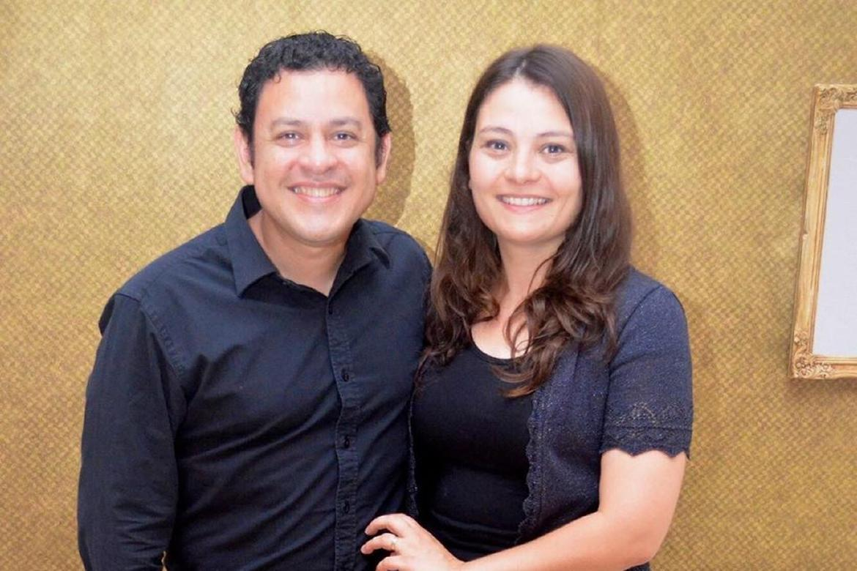 Joel and Ruth Fleitas