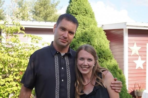 Joel and Rachel Shelley
