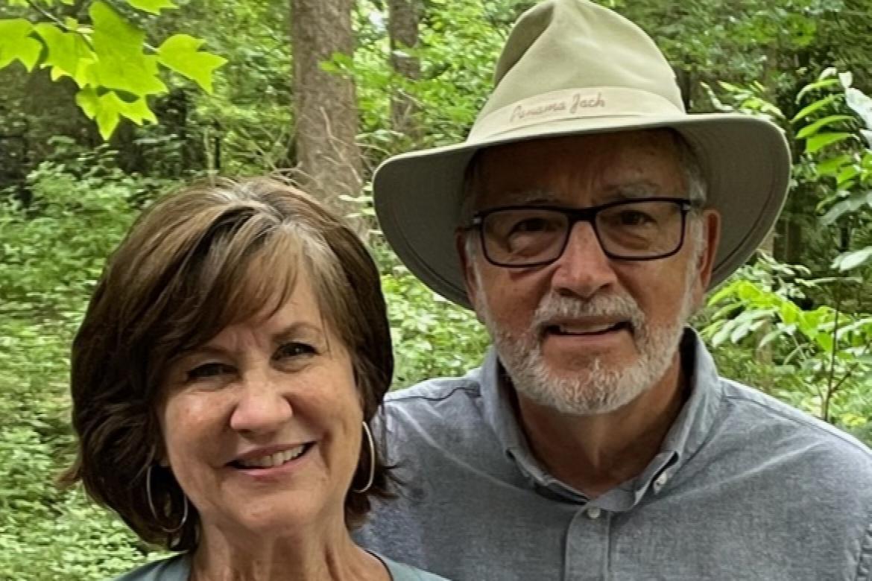 John and Sue Meyer