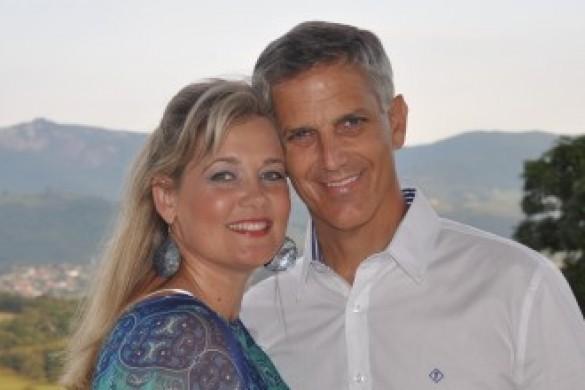 John and Eliana Reimer