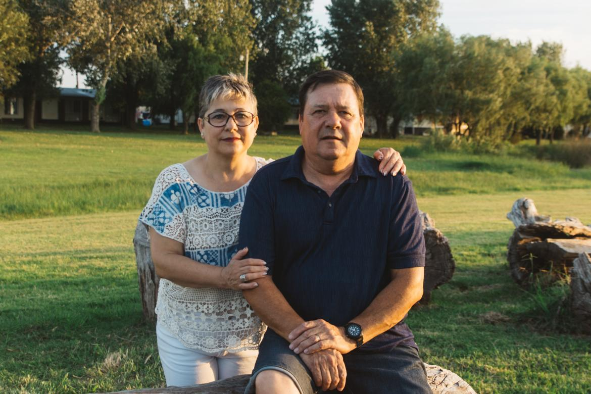 Jorge and Susy Triefenbach