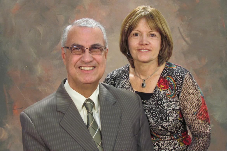 Jose  and Marisa De Lucia Sr