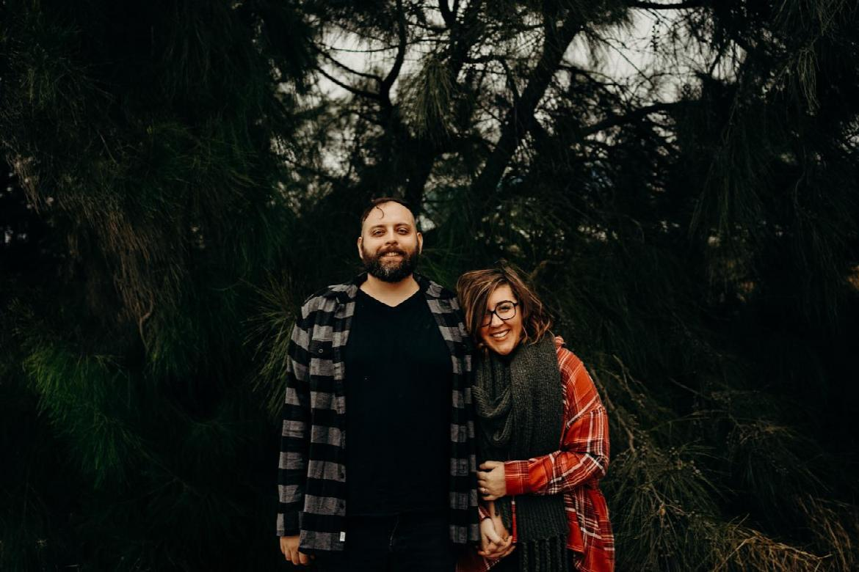 Jake and Emily Smith