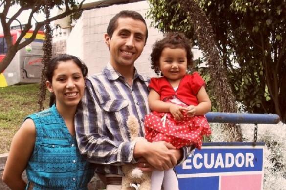 Juan and Debora Sanchez