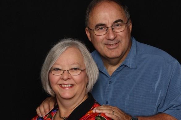 Ken and Pamela Dady